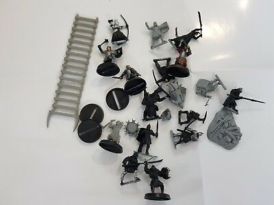 Warhammer Lord of the Rings Figures Lot 3
