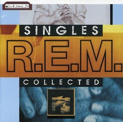 R.E.M. REM Singles Collected - Best Of / Greatest Hits. - CD Neu & OVP