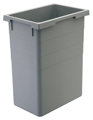 1pc x Hailo Euro Cargo Silver Replacement Inner Waste Bin ONLY - 502.73.992