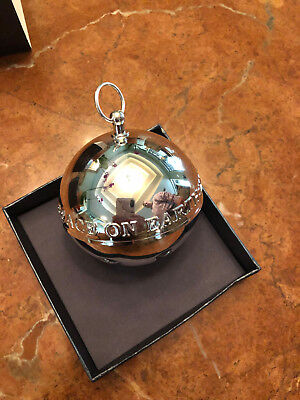 Wallace silver plate Christmas ornament. FREE SHIPPING