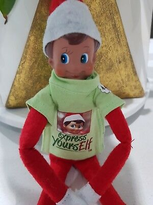 """The Elf on the Shelf Clothing Costume T-Shirt """"North Pole"""""""