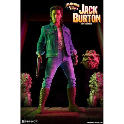 Sideshow Jack Burton Big Trouble in Little China Sixth Scale Action Figure