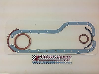 Cosworth Yb Sump Gasket And Seals   2Wd Sierra Sapphire Rs500