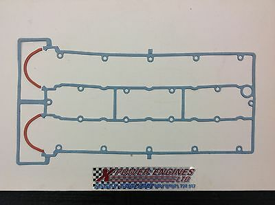 Cosworth Yb Cam Cover Gasket + 1/2  Moon Seals 2Wd Sierra Sapphire Rs500 Escort