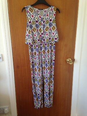 Girls Jumpsuit From George Age 10/11 beautiful! BNWOT