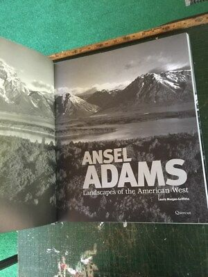 Ansel Adams : Landscapes of the American West by Lauris Morgan-Griffiths (2011,