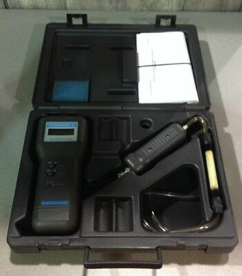 Bacharach Nonoxor II Electronic Portable Carbon Monoxide Gas Analyzer - Untested