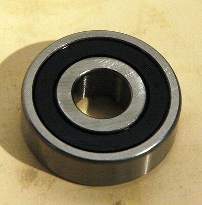 (11)B319 2RS Bearing B319 15x43x13 Sealed Ball Bearing 15mmx43mmx13mm tube of 11