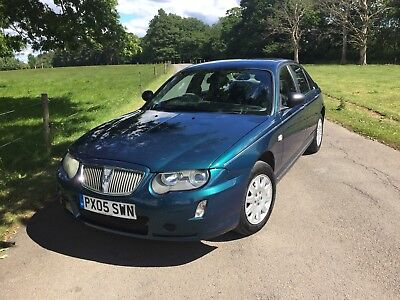 2005 Rover 75 Cdti***diesel***bmw Engine***long Mot***last Owner 12 Years***