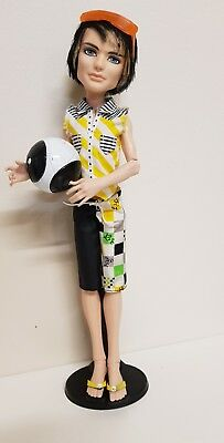 Monster high doll Jackson Jekyll Gloom Beach - first wave - complete