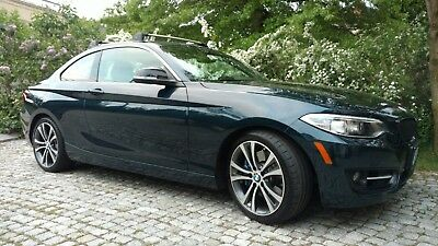 2015 BMW 2-Series xDrive & Track Handling Package with Adaptive Suspension 2015 BMW 228i xDrive THP - Original Owner - Mint Condition & New MPSS Tires
