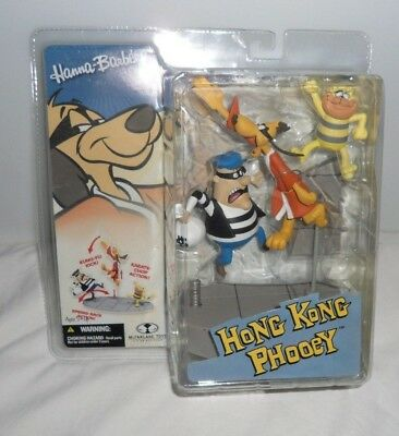 Hanna-Barbera Series 1 Hong Kong Phooey McFarlane Toys Warner Bros Action Figure