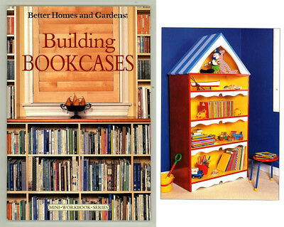 Diy Woodworking Book - Build Bookcases, Shelving, Etc.