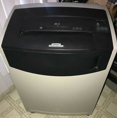 Fellowes C-480 Powershred Strip-Cut Large Office Commerical Shredder