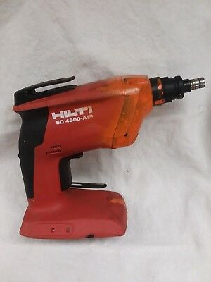 Hilti SD 4500-A18 cordless drywall screw gun bare tool only