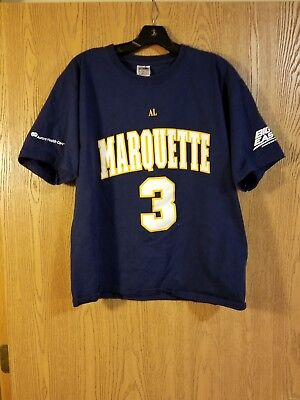 quality design 7c0a1 aadb3 dwyane wade marquette jersey youth