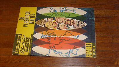 CLASSICS ILLUSTRATED SPECIAL ISSUE: UNITED NATIONS de verenigde naties NORWAY ed