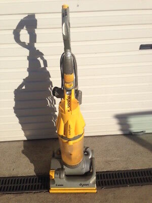 Serviced Dyson DC07 Upright Vacuum Cleaner. New Tools 30 Day Warranty.Freight OK