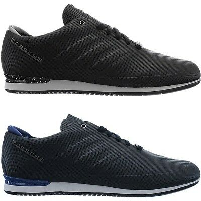 buy popular 157ee ff238 ADIDAS PORSCHE TYP 64 Sport men's low-top sneakers black blue casual  trainers