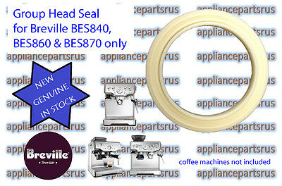 Breville Group Head Seal BES860/02.6 for BES810 BES840 BES860 BES870 NEW GENUINE
