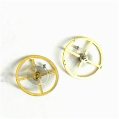 2x Watche Balance Wheel Spring for 8205 Watch Movements Watch Part
