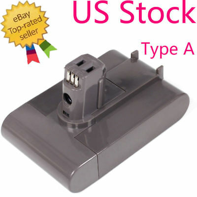 22.2Volt 3.0Ah Battery For Dyson Animal DC31 DC34 18172-01-04  Only Fit Type A