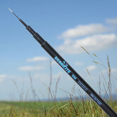 BROOKITE TELESCOPIC POLE FOR WINDSOCK or FLAG with ground spike / stake