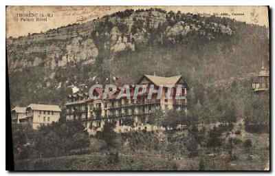 CPA Thorenc A M Place hotel