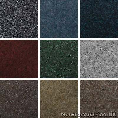 Contract Carpet, Gel Backed, Office, Hardwearing, Loop Pile Carpet, 4m Wide