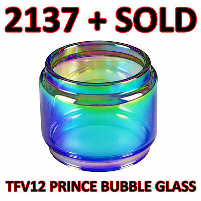 SMOK TFV12 Prince Bubble Glass 8ml Prince Fatboy Glass TFV12 Prince Tank Glass