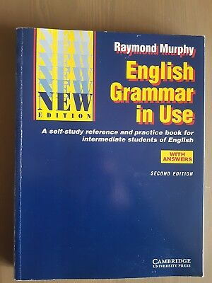 English Grammar in Use With Answers: A Self-Study Reference and Practice Book...