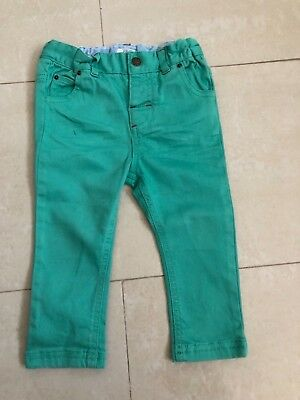 Mamas and Papas boys trousers age 18-24 months.
