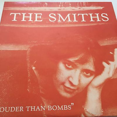 The Smiths Louder Than Bombs 1987 Vinyl [ 125569 ]