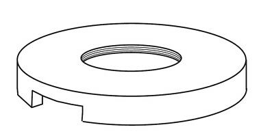 Vitamix Retainer Nut For All Standard Containers