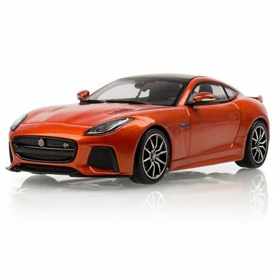 F-TYPE SVR COUPE 1:43 SCALE MODEL - Genuine JDDC001ORY