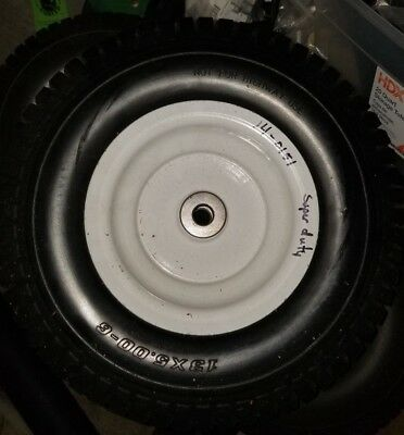 Wheel complete,Tire Super Duty, Tire, Cart, Pressure washer, Janitorial, Flat re