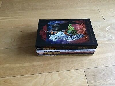 The Mice Templar Complete TPB Collection - Vol 1,2.1,2.2,3,4.1,4.2 & 5