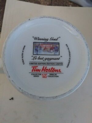 Tim Horton's Collector's Series 002 Coffee Cup