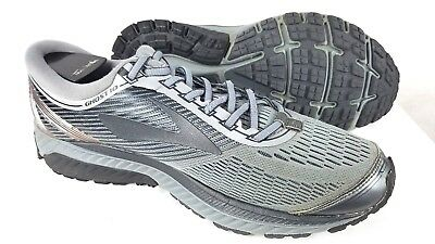 87d4f70294be1 BROOKS Ghost 10 Men s US 9 M Running Training Athletic Shoes Black Grey Gray