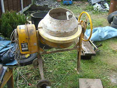 spares or repair clarke cement mixer