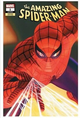 🔥 Amazing Spiderman #1 Vol. 5 Alex Ross SDCC Exclusive Variant PRE-SALE