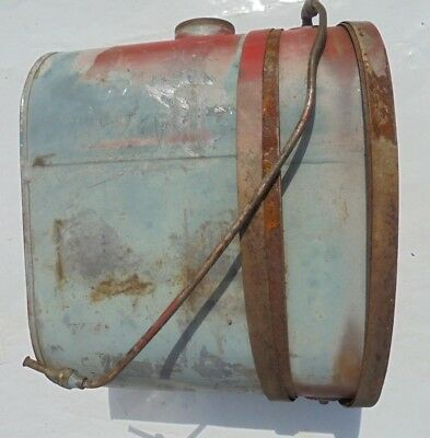 Gas Tank For Hit and Miss Gas Engine Railroad Farm vintage motor Part