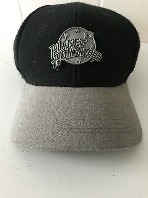 Planet hollywood goodies vintage 90's hat cap Rome