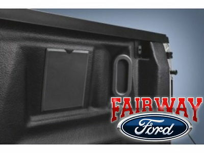 NEW OEM 15-20 Ford F150 Super Duty Bed Liner Hole Plug Cleat Cover Trim Kit