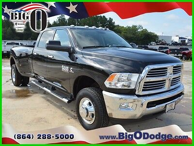 2017 Ram 3500 SLT 2017 Ram 3500 New Turbo 6.7L I6 24V Automatic 4WD Pickup Truck