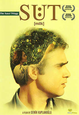 The Yusuf Trilogy: Sut (DVD, 2011) New Factory Sealed Free 1st Class Shipping