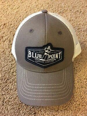 NEW Adjustable Mesh Baseball Hat  BLUE POINT BREWING COMPANY LONG ISLAND