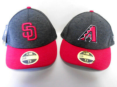 promo code cc0dd b1ec5 U Pickem New ERA Mother s Day Arizona Diamondbacks Padres MLB Baseball Cap  Hat