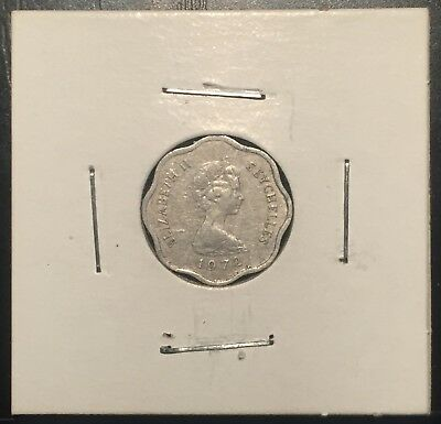 SEYCHELLES Five Cent 1972 KM#18 Coin (F.A.O.)