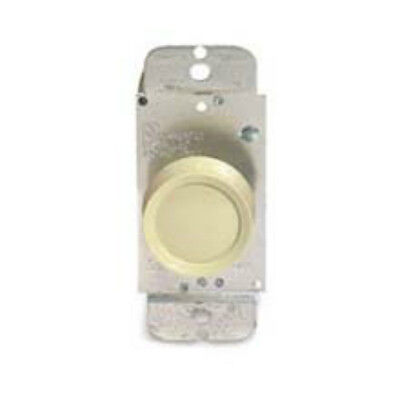 Pass & Seymour 90601-IV Push On OFF Single Pole  Dimmer - Ivory